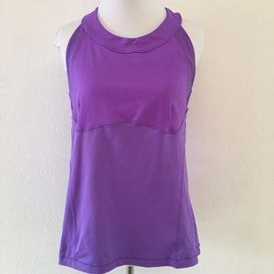 Lululemon Purple Tank Top Size 6